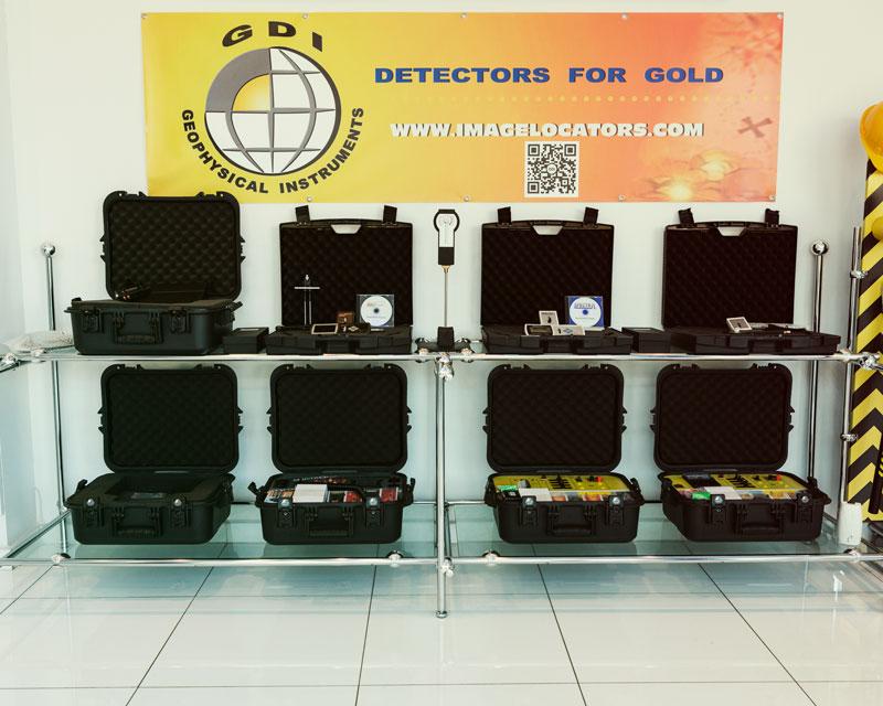gdi detectors gold image locators