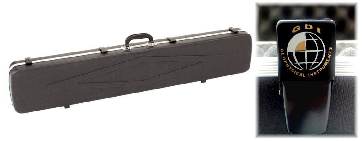 geo examiner magnetometer magnasmart carry case