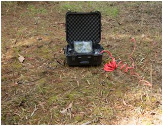 geological void detector geo examiner 4 probes