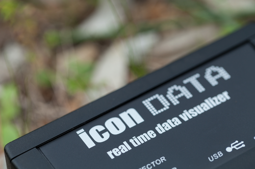 icon data 3D detector arc geo logger