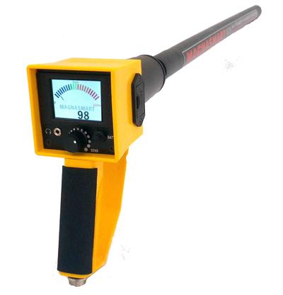 magnasmart 3d hi power magnetometer detector