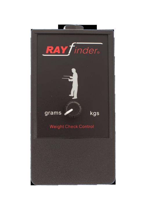 L rods antenna receiver gold detector rayfinder