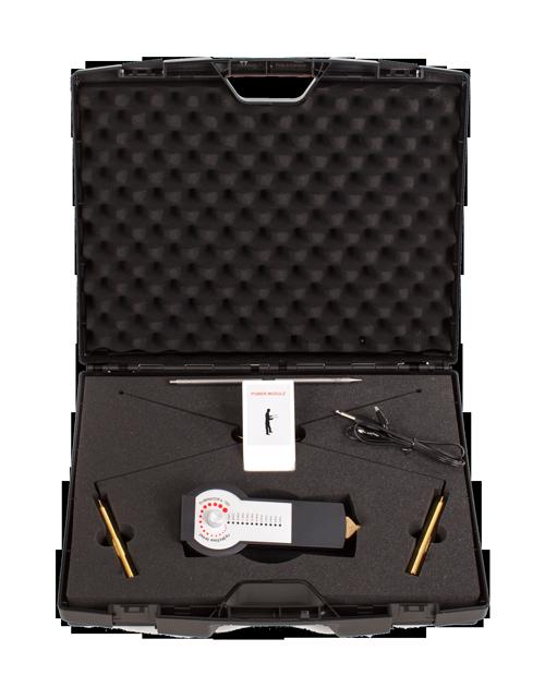Long Range Locators kit by GDI GOLD DETECTORS