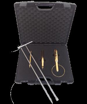 APOLLO telescopic gold dowsing rod
