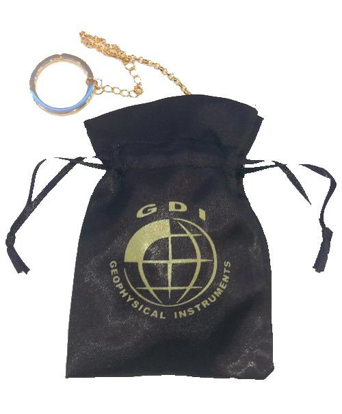 isis gold dowsing pendulum from GDI