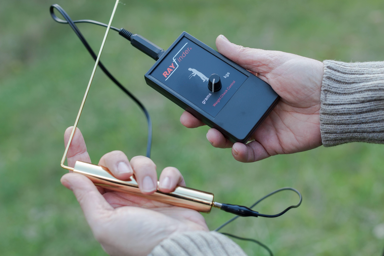 Rayfinder Gold Detector Long Range Locator Metal Schematic Electronic Components Specifications Detectors Lrl Receiver