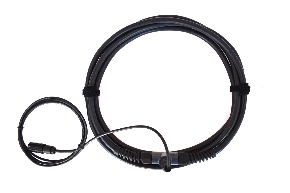 GEOSENSIS X3 cable coil